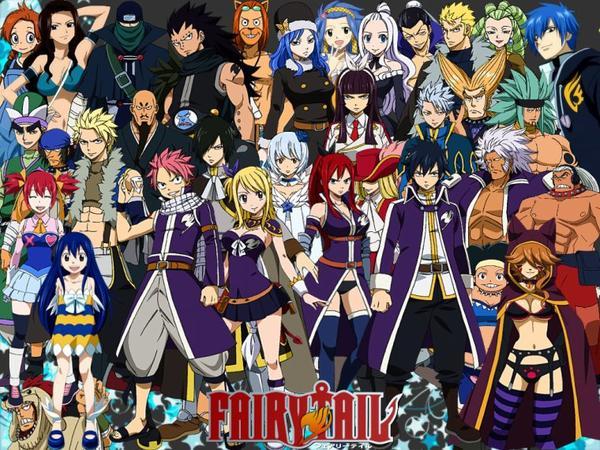 Mon top 60: Animes (Partie 6/8)