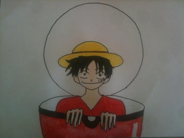 Dessin pour le concours de Baka-de-mangas