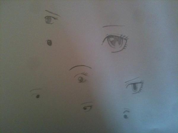 Études (;゜0゜)dessin