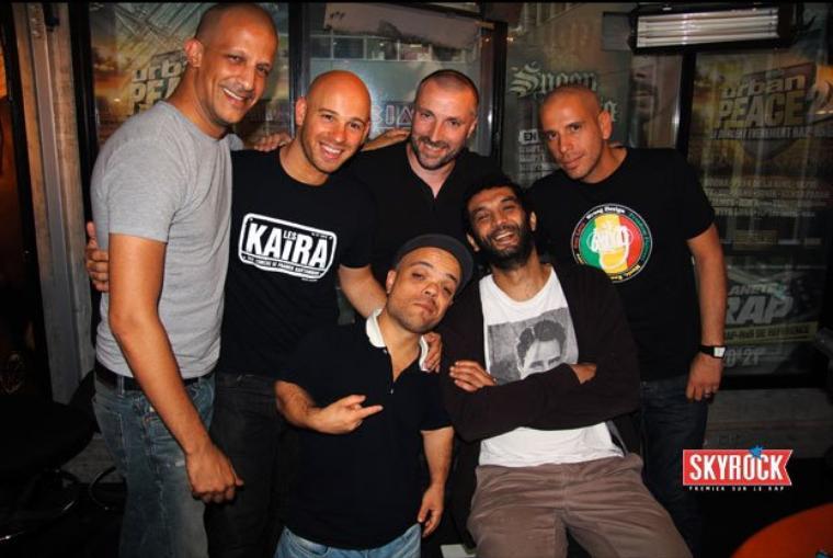 """Les """"Kaira' dans Planète Rap"""