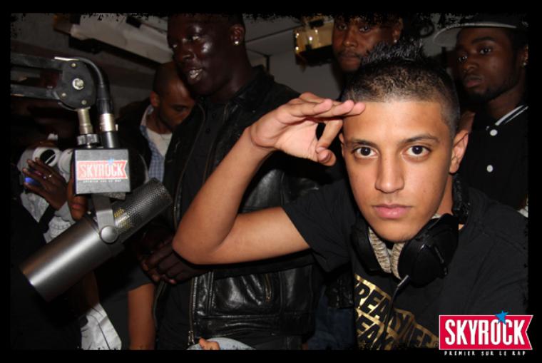 Le Planète Rap de Zifou sur Skyrock : Mardi