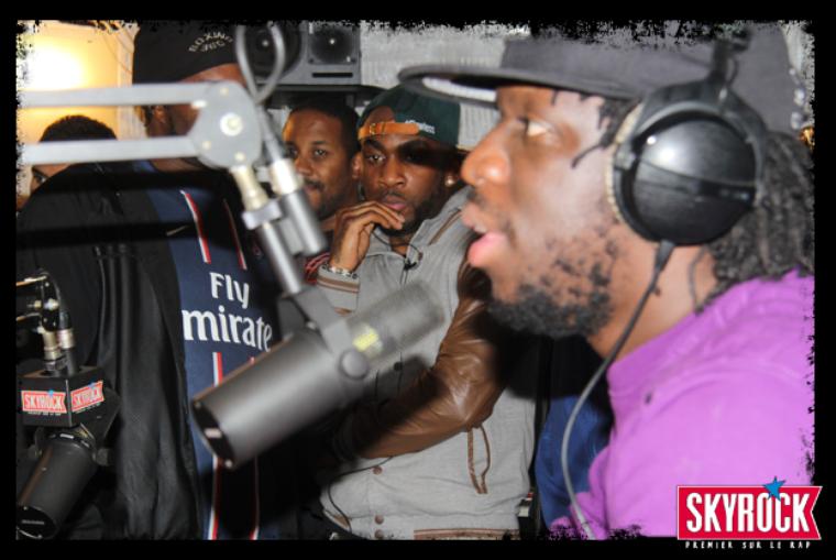 Youssoupha dans Planète Rap sur Skyrock