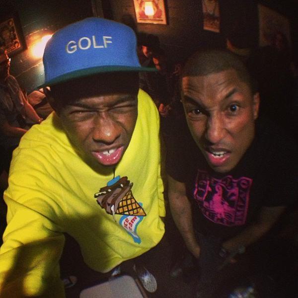 Pharrell - Soirée de lancement du nouveau MySpace - Los Angeles - 12 juin 2013