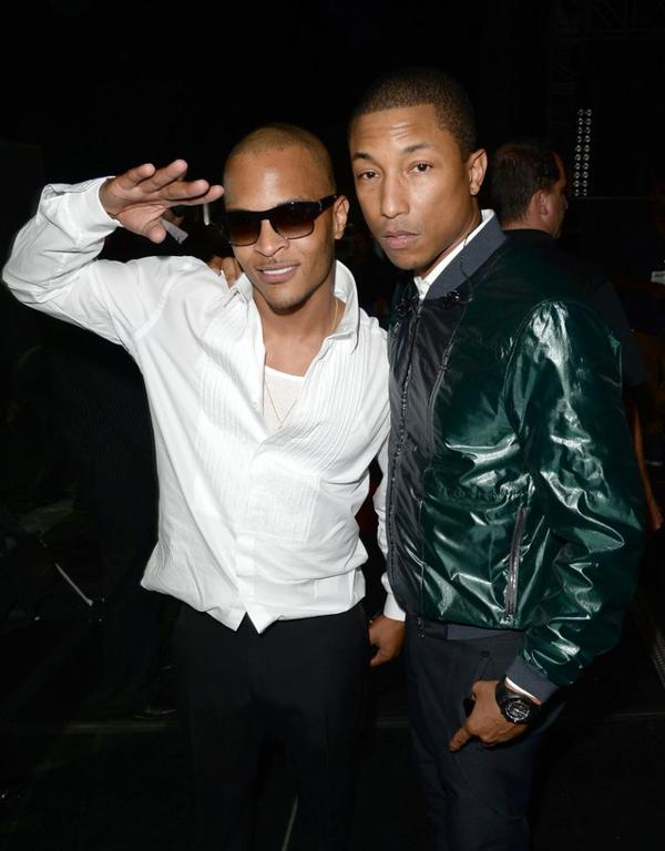 Pharrell - BET Awards - Los Angeles - 30 juin 2013