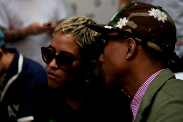 Pharrell - Berlin - 3 juillet 2013