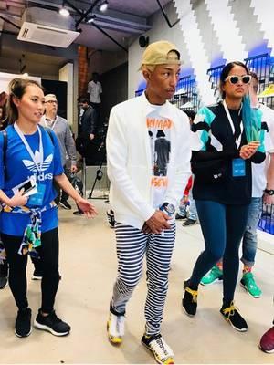 Pharrell - Inde - 1er mars 2018