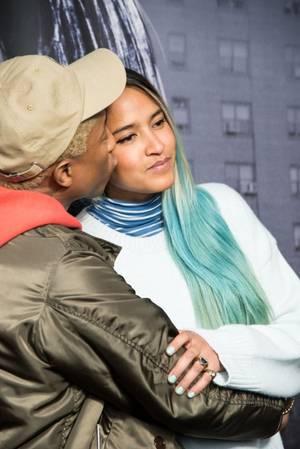 "Avant-première ""Roxanne Roxanne"" - NYC - 19 mars 2018"