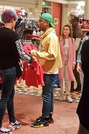 Disneyland Paris - 5 juin 2018