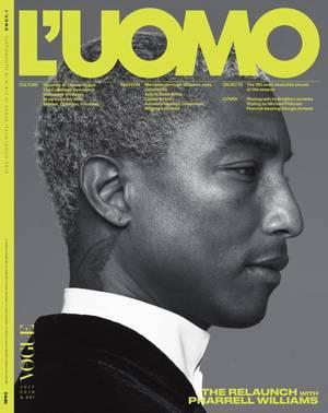 L'Uomo Vogue - Numéro spécial - Juillet 2018