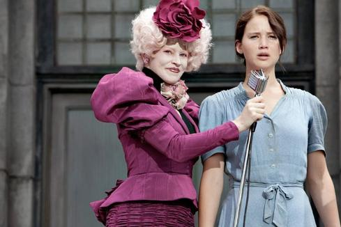7- The Hunger games
