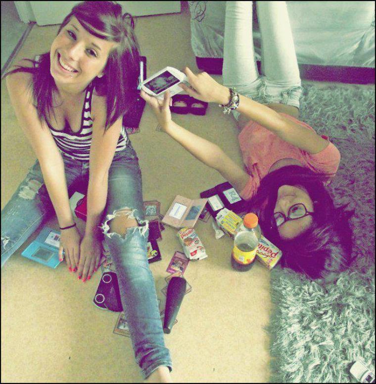 Il n'y a rien de plus beau que l'amitié ♥.