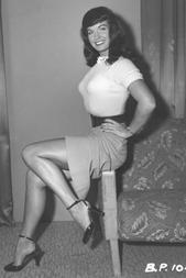 20 - Personnalité: Bettie Page