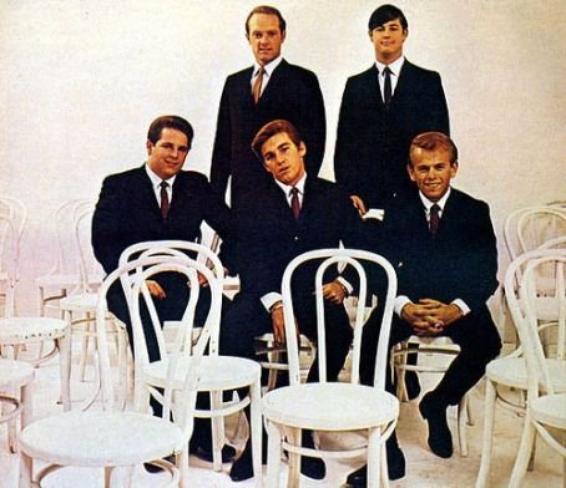 21 - Musique: The Beach Boys