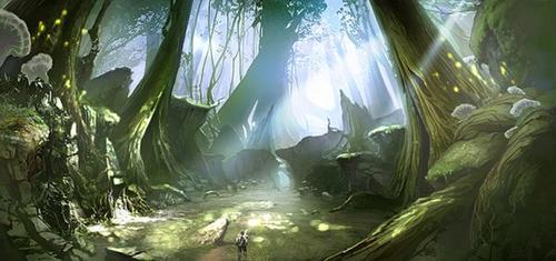♫ La Forêt Enchantée ♫