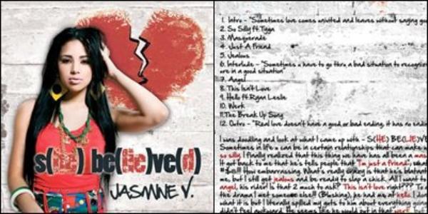 Jasmine Villegas se venge de Justin