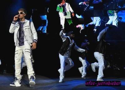 Concert Justin Mexique