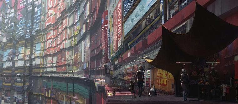 Univers urbain