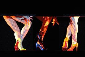 Louboutin au pied des filles du Crazy Horse