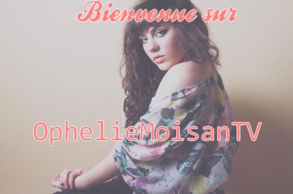 Bonjour et Bienvenue Sur OphelieMoisanTV, un blog source sur la formidable chanteuse AL.HY.
