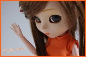 Séance photo de Nina.