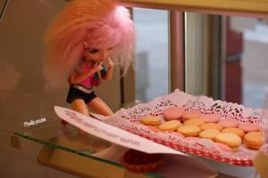 Visite à la boulangerie ♥