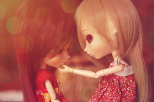 Satine et Nolwenn ♥