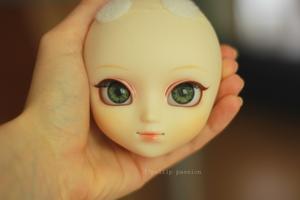 Jade et ses nouveaux yeux ^_^