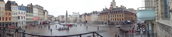 Vacation + Lille!