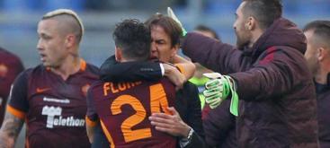 Garcia Merasa Lega Setelah Menang Atas Genoa