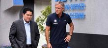 Thohir : Mancini Yang Terbaik Untuk Inter