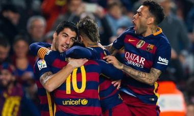 Barcelona berhasil menang dari Bilbao