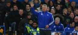 Hiddink Senang Chelsea Respon Cepat Gol United