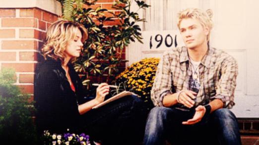 J'ai aucune idée du genre de vie qu'on aura, mais je veux être avec toi.