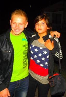 C'est des soirées comme ça que j'aime ♥ Florian &Théo :)