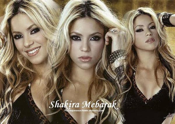 17.11.11 : Shakira a été aperçu avec son boyfriend Gerrard Piqué à la présentation de J.Piqué (père de Gerrard) . Côté tenue, coiffure et make-up c' est un top ! Ton avis ?