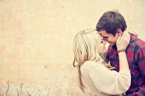 """""""Tomber amoureux"""" tout est dans le premier mot."""
