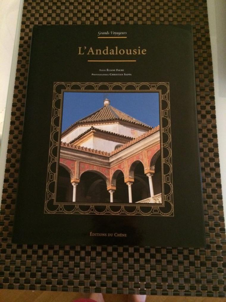 Livre sur l'Andalousie