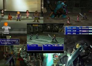 Final Fantasy VII - 1997