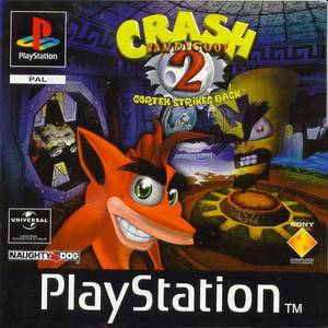 Crash Bandicoot 2 : Cortex Strikes Back - 1997