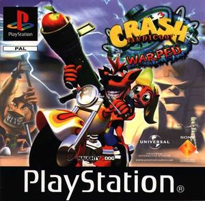 Crash Bandicoot 3 : Warped - 1998