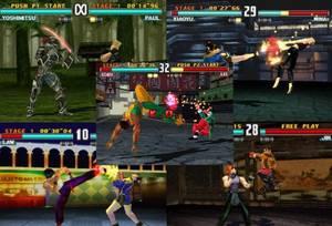 Tekken 3 - 1998