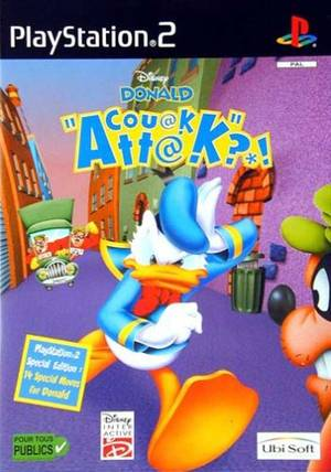 Donald Couak Attack ?*! - 2000