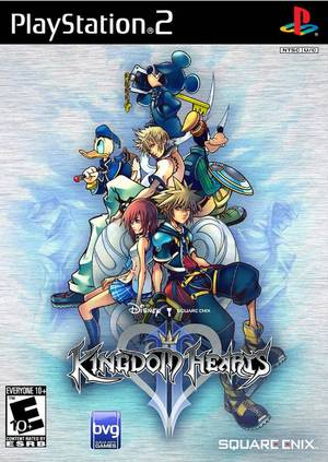 Kingdom Hearts II - 2006