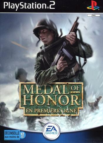 Medal of Honor : En Première Ligne - 2002