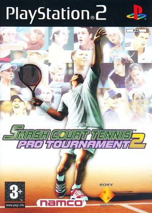 Smash Court Tennis Pro Tournament 2 - 2004