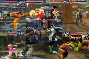 Tekken 4 - 2002