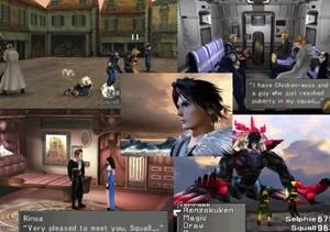 Final Fantasy VIII - 1999