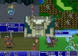 Final Fantasy V - 1992