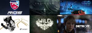 Conférence Playstation (Paris Games Week 2015)