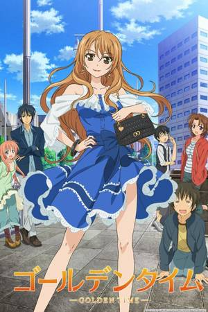 Anime / Manga : Golden Time